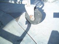 カートの車輪