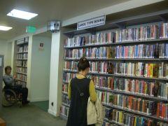 ロサンゼルス中央図書館写真2