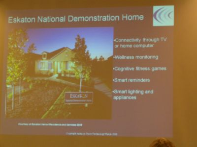 プレゼン資料2:Eskaton national Demonstration Home