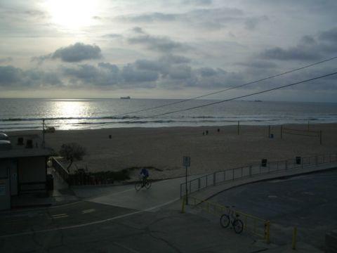 カリフォルニアの海岸