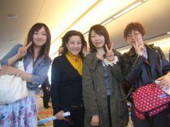大阪で学生と1