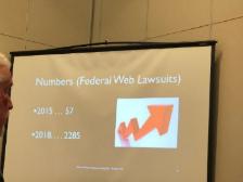 (Web訴訟の件数はうなぎのぼり)