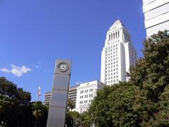 写真:ロサンゼルス市内