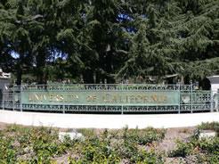 画像:UCバークレーの校門